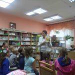 В гостях у Корнея Чуковского